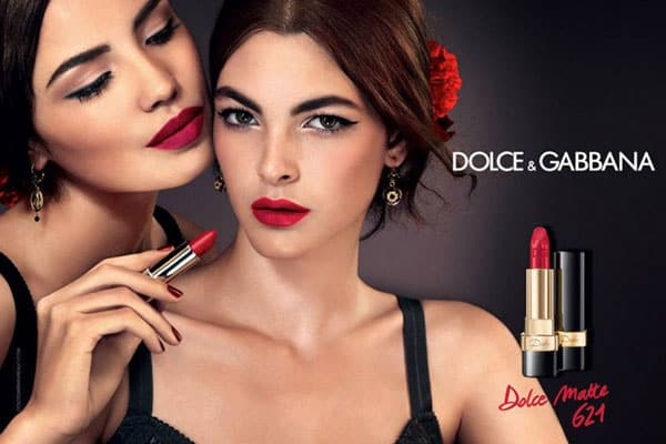 Dolce&Gabbana -beauty adv