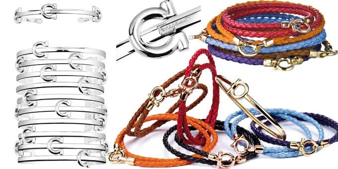 I gioielli di Salvatore Ferragamo