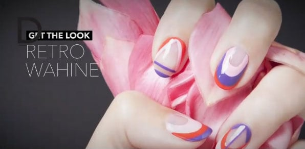 video tutorial: come fare un nail art d'autore