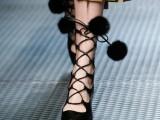 scarpe pumps cage neri gucci