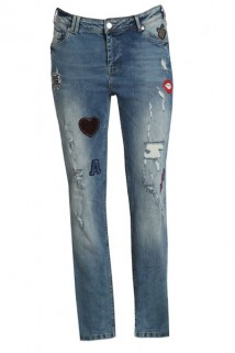 Fiorella Rubino jeans It's Up 1