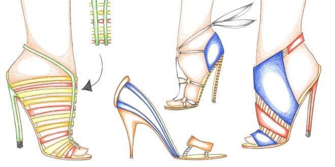 Come Scegliere Scarpe con i Tacchi Alti: 15 Passaggi