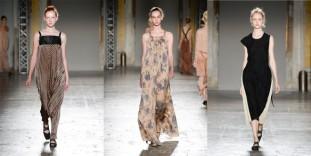 Sfilata Uma Wang SS16 Milano Fashion Week