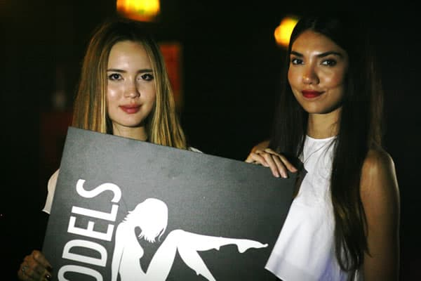 Models Night Out Milano settembre 2015