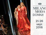 Sfilate Milano Moda Donna settembre 2016