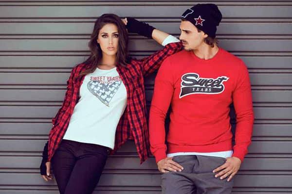 Sweet Years coi testimonial Cecilia Rodriguez e Francesco Monte