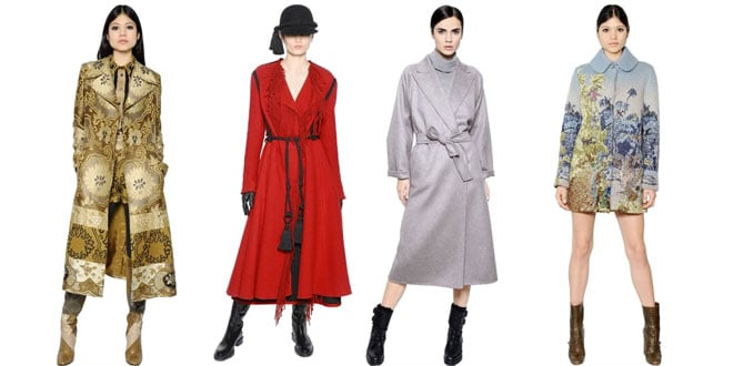 Trench coat donna tendenze 2015