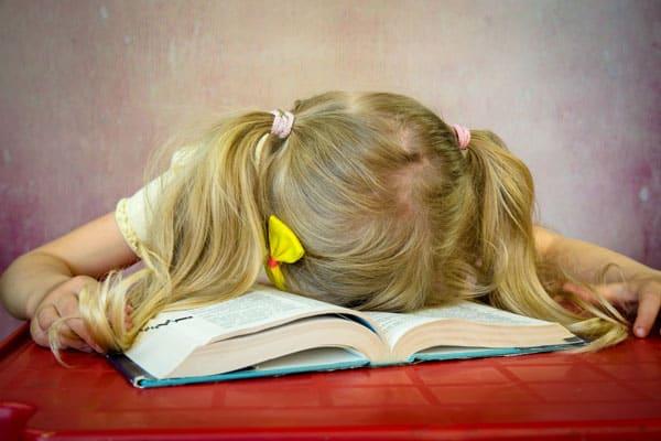 I bambini dormono abbastanza?
