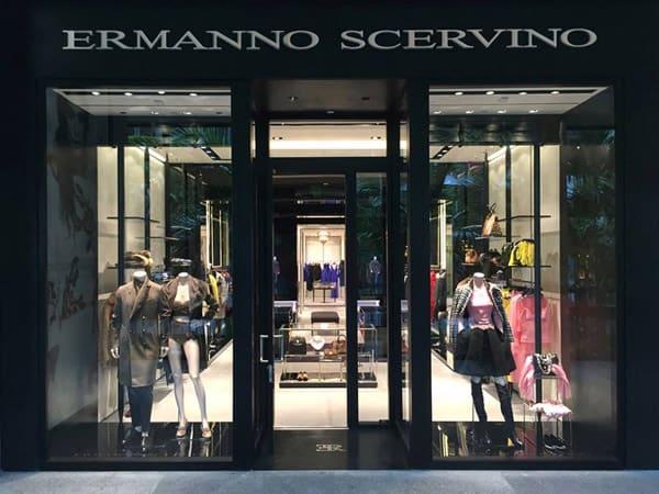 boutique Ermanno Scervino Miami esterno