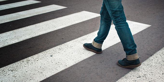 camminare mezz'ora al giorno