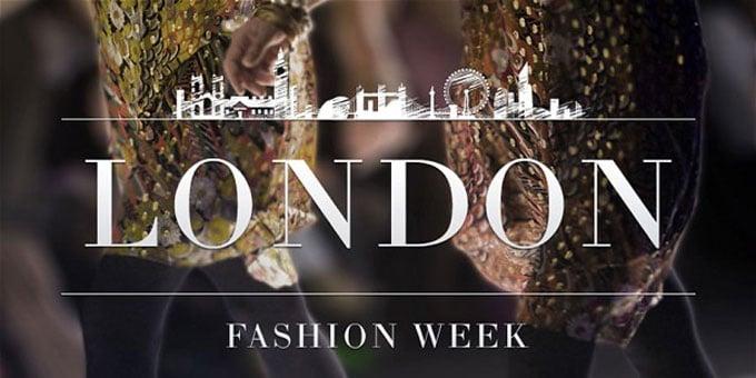 Sfilate Londra - London Fashion Week