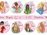 i segni zodiacali dell'oroscopo fashion di Sfilate.it