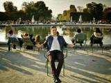 Gabrio Gentilini a Parigi Jardin-des-Tuileries