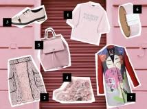 La moda d'autunno-ROSA-CANDY