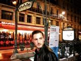Gabrio Gentilini a Parigi La-Metropolitain