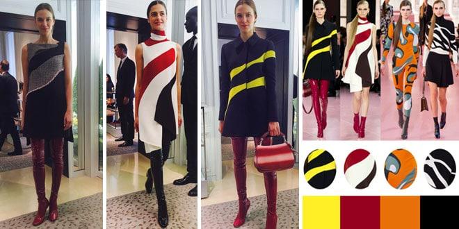 Presentazione Dior FW15-16 Roma