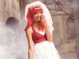 Claire's halloween sposa cadavere