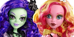 Fashion Dolls Monster High