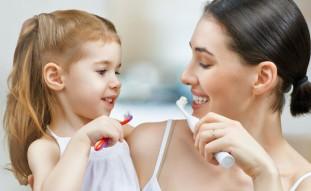 salute denti dei bambini