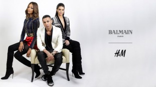 Balmain Paris ed H&M