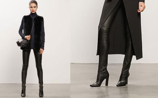 leggins boots Tamara Mellon