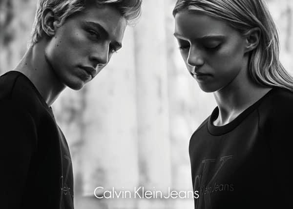 Calvin Klein Jeans 'black series'