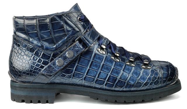 The ultimate Everest boot di Santoni