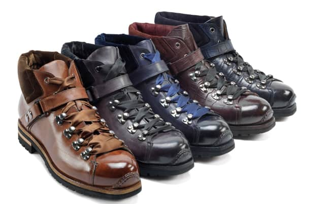 The ultimate Everest boot di Santoni