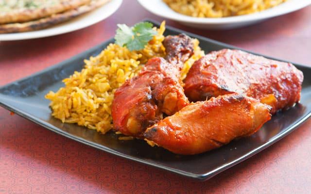 Spezie ricetta pollo tandoori