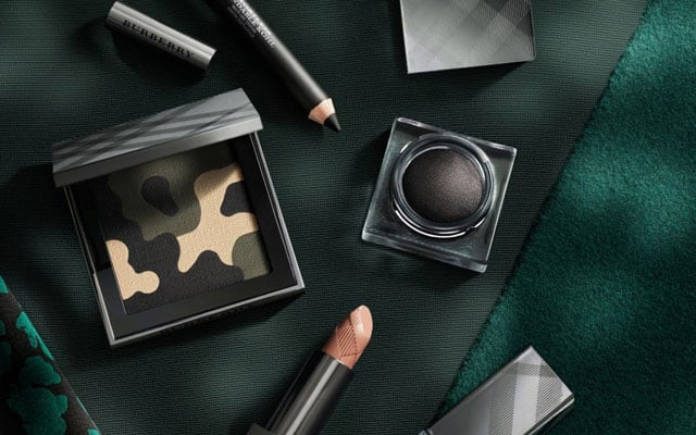 make up burberry pack