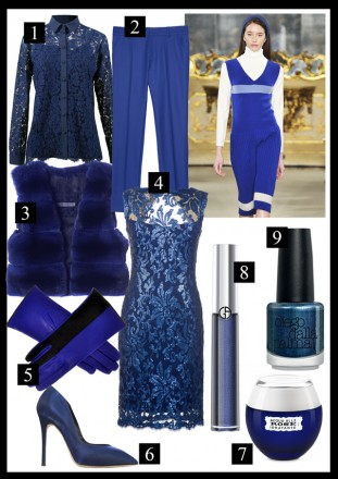 outfit blu autunno 2015