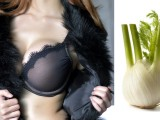 6 piante che fanno aumentare il seno