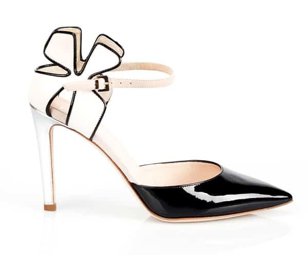 Le ankle-strap Butterfly di Lella Baldi