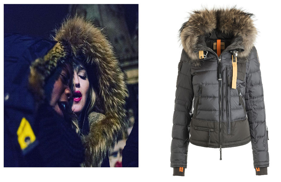 Parajumpers & le Star