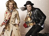 Rosie-Huntington-Whiteley-and-James-Bay-in-the-Burberry-Festive-Campaign shot by Mario Testino