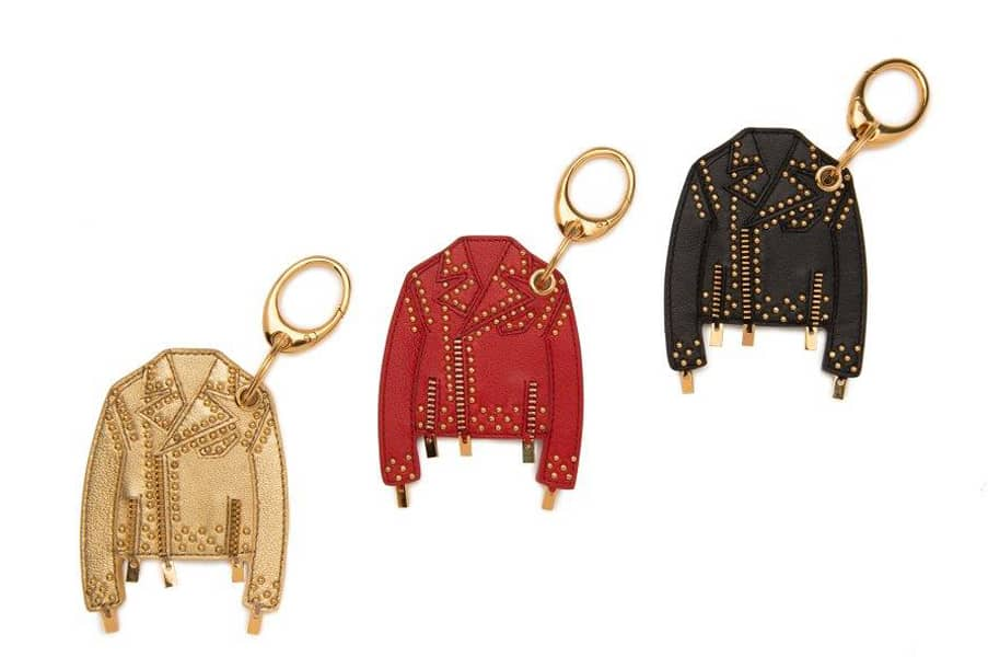 Versace Key Charms
