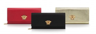 Versace chain wallets