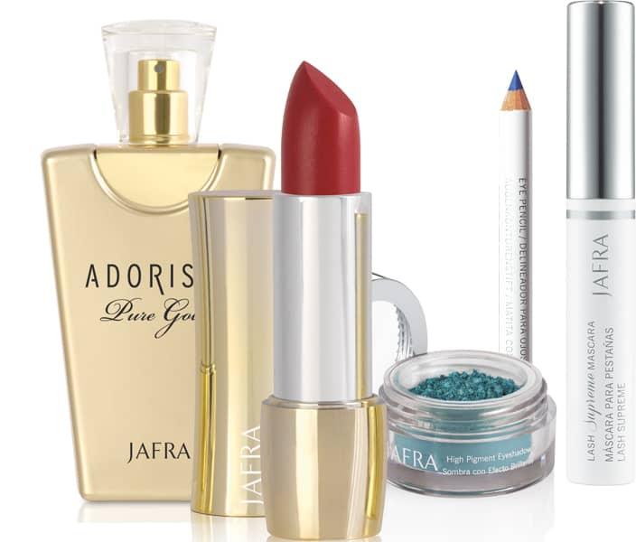 Jafra Cosmetics per le feste