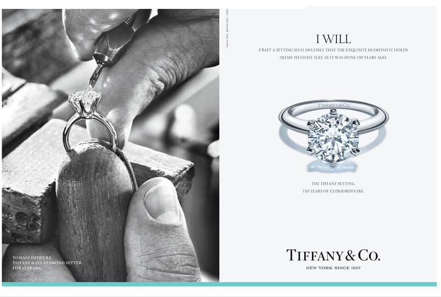 #TiffanySetting