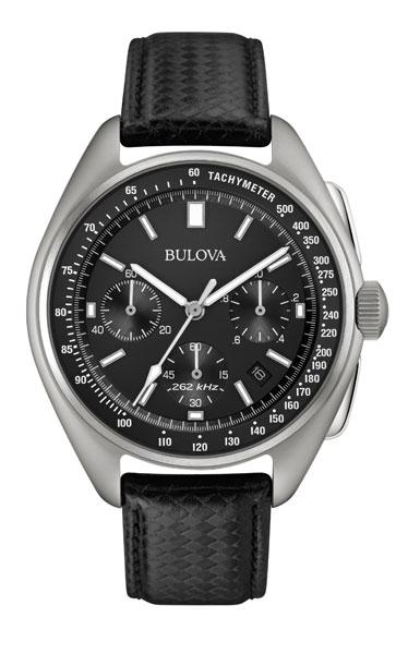 Bulova Moon Watch - ss 2016