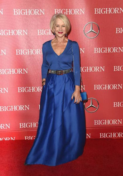 ALBERTA FERRETTI FOR HELEN MIRREN