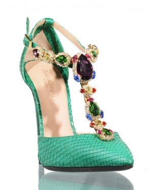 Daniela Gonzalez Luxury Shoes - ss 2016