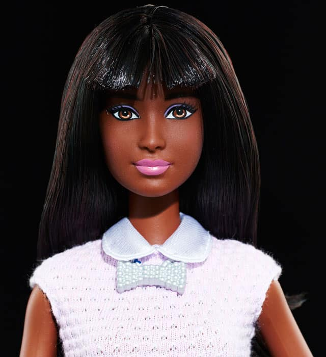 Barbie dark skin