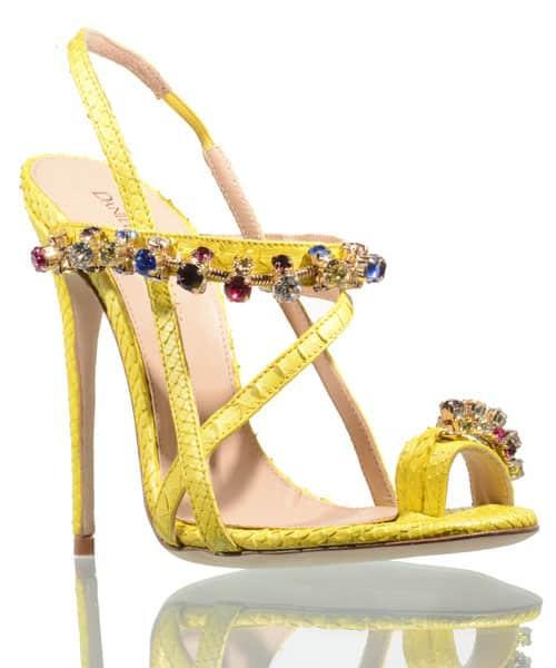 Daniela Gonzalez Luxury Shoes - ss 2016