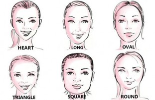 sopracciglia forma viso