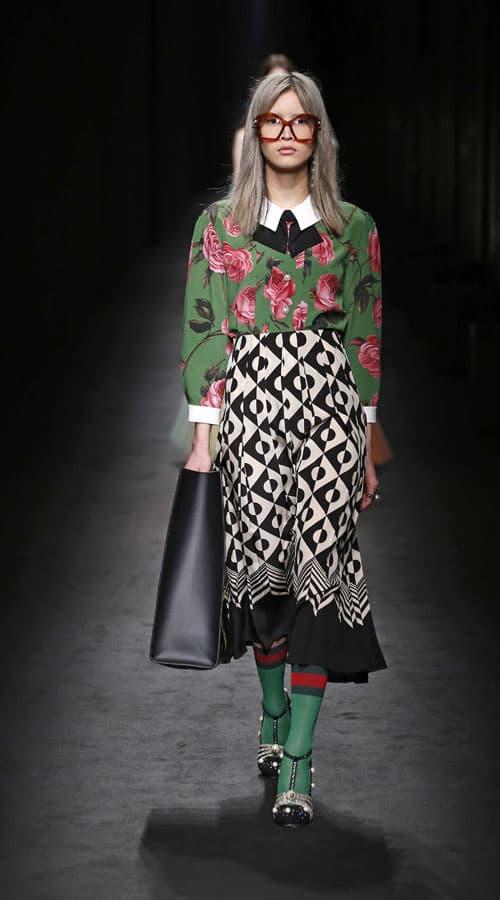 Gucci - Milano Moda Donna - fw 2016/17