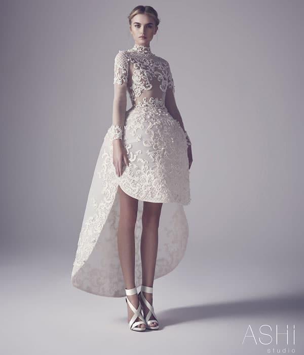 abbastanza La sposa in primavera! Idee originali per abito, scarpe e gioielli  ZH37