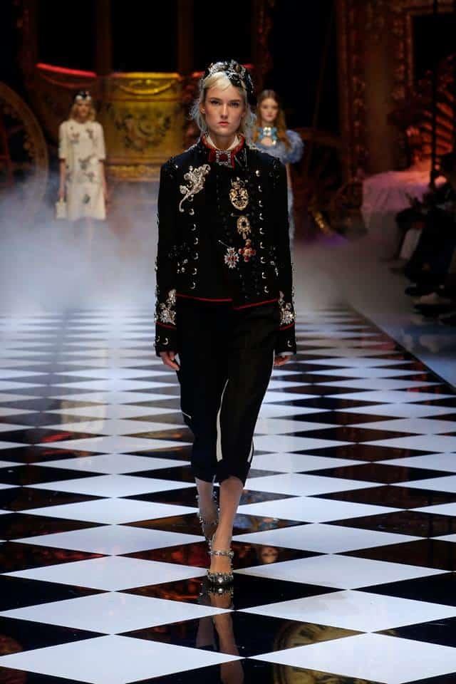 Dolce & Gabbana - fw 2016/17