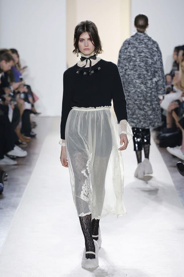 Blugirl - sfilata Milano Moda Donna - f w 2016/17