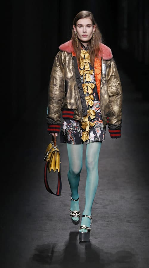 Gucci - Milano Moda Donna - fw 2016/17 - Sfilate.it